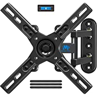 Mounting Dream MD2462 TV Wall Mount Bracket with Full Motion Articulating Arm for Most 17-39 Inches LED, LCD TVs up to…