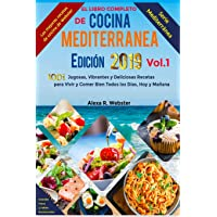 El Libro Completo de Cocina Mediterránea Edición 2019