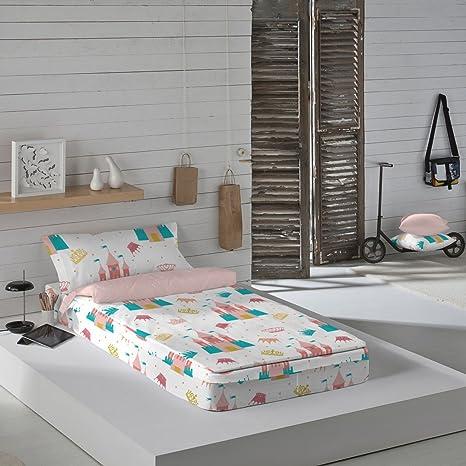 Iceberg Royal Girl - Saco nórdico para cama de 90 cm (sin relleno)