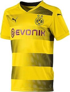 PUMA Youth Soccer Borussia Dortmund Home Jersey