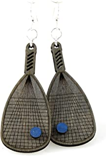 product image for Racquetball Racquet Earrings