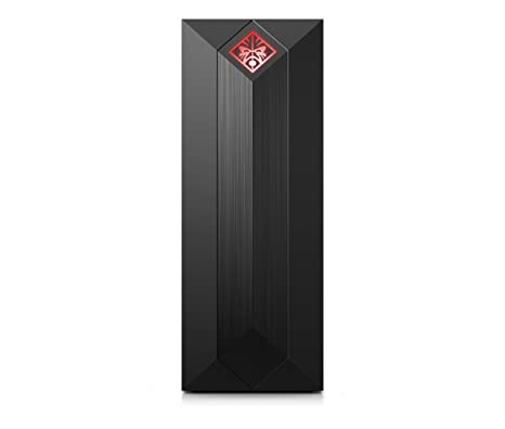 OMEN by HP Obelisk Gaming Desktop Computer, AMD Ryzen 5 2600 Processor,  NVIDIA GeForce GTX 1060 6 GB, HyperX 8 GB RAM, 256 GB SSD, VR Ready,  Windows