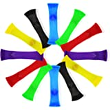 FIDGET TOY (Package of 12) Increase Focus Reduce Stress - Quiet and Soothing Gadget for Children and Adults - Has helped with ADHD ADD OCD Autism
