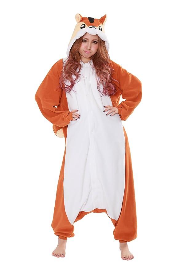 Kigurumi Pijama Ardillas Sazac Importacion di Japon: Amazon.es: Juguetes y juegos