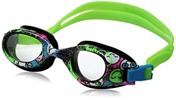 Speedo Junior Hydrospex Print Swim Goggles