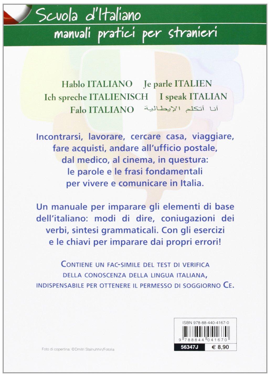 Vasto Test Italiano Per Carta Di Soggiorno - Soggiorno Decora