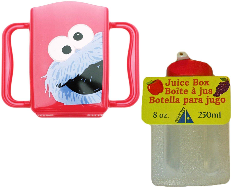 大きな割引 Sesame Cookie B07119VXKT Streetジュースボックスドリンクホルダー& Leakproofプラスチック再利用可能な8 ozジュースボックス Cookie Sesame Monster B07119VXKT, インテリア夢工房:9a1a7d71 --- a0267596.xsph.ru