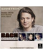Bach: Konzerte für 2, 3 und 4 Klaviere