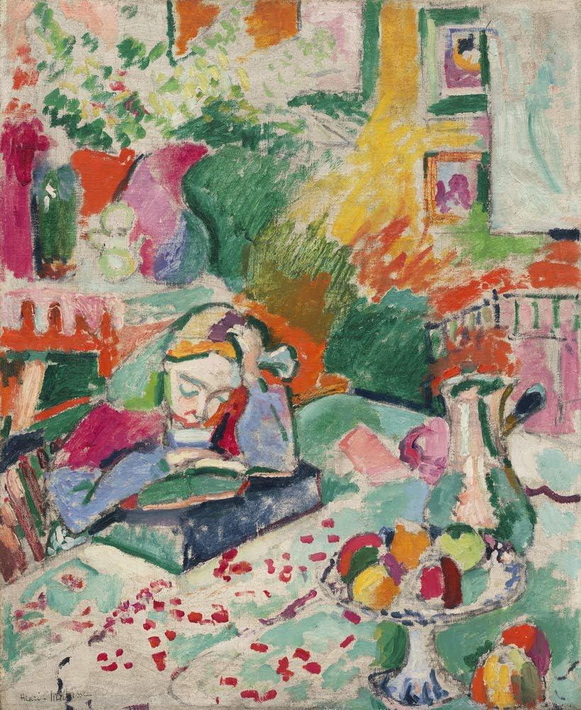Berkin Arts Henri Matisse Giclee Papel de Arte impresión Obras de ...