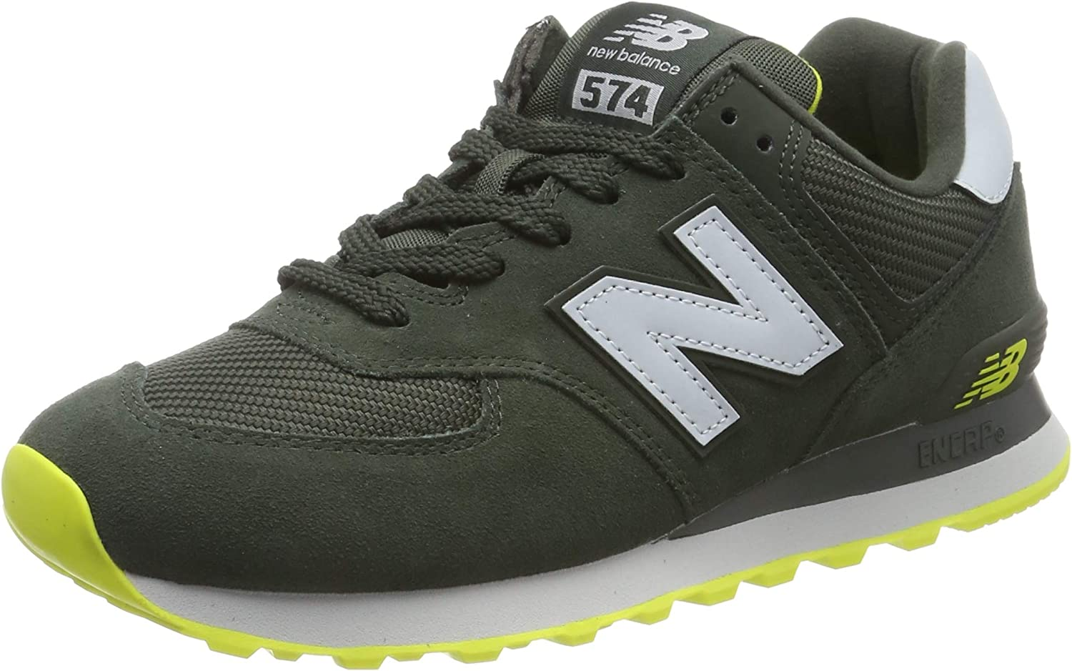 New Balance Men's 574 Suede Trainers