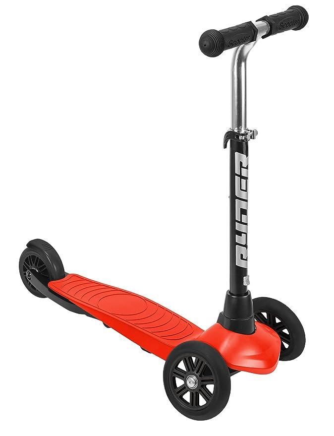 Amazon.com: Muñecas Saica 3432 3 Wheels Scooter, Red: Toys ...