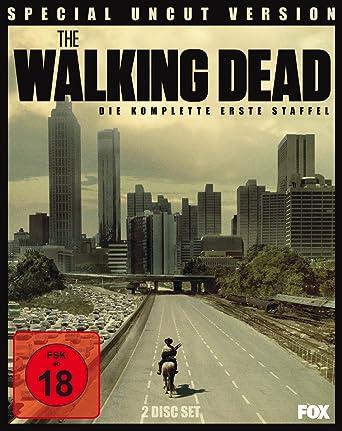 The Walking Dead - Die komplette erste Staffel Special Uncut ...