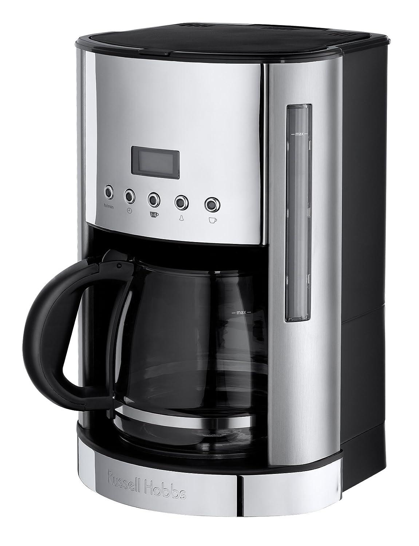 Russell Hobbs 18118-56 De Luxe - Cafetera (1,8 L, de 12 a 20 tazas ...