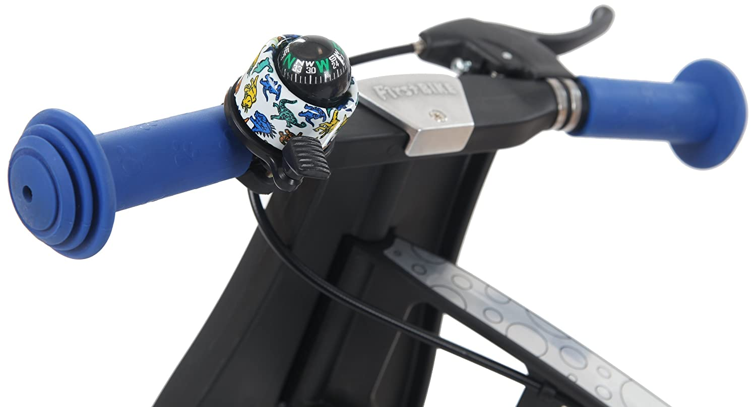 Z5025 FirstBIKE Dino Compass Bell Multi The FirstBIKE Company Inc