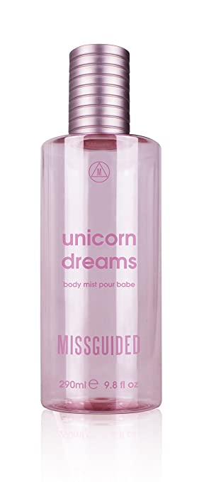 94a2cabe39 Missguided unicorn Dreams Body Mist
