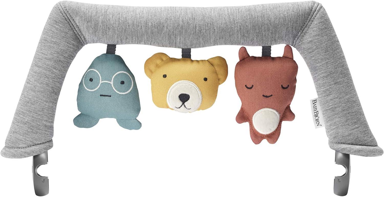 BabyBjörn Juguete para Hamaca Amiguitos juguetones (Amiguitos juguetones)