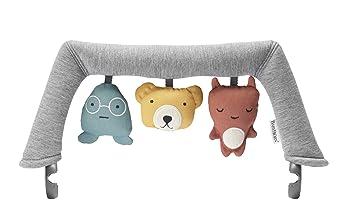 BabyBjörn Juguete para Hamaca Amiguitos juguetones (Amiguitos juguetones): Amazon.es: Juguetes y juegos