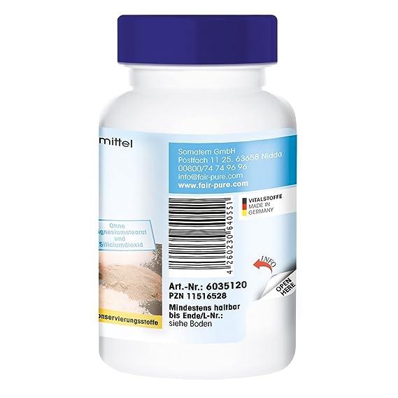 120 comprimidos vegetarianas de boro (3 mg) - Con tetraborato de sodio - Sustancia pura sin aditivos: Amazon.es: Salud y cuidado personal