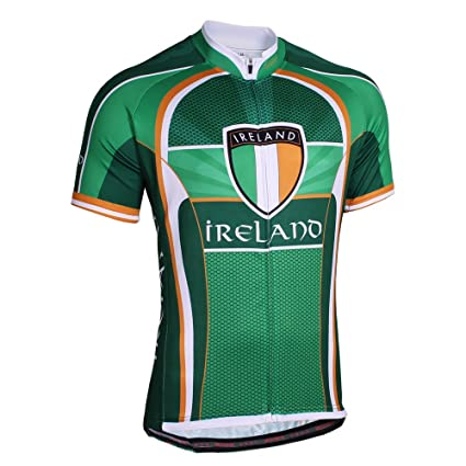 Amazon.com   SPEG Ireland Irish Men s Cycling Jersey   Sports   Outdoors 00c1730b1