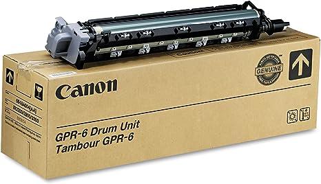 Amazon.com: Canon 6648 A004AA GPR-6 Drum Unit: Electronics