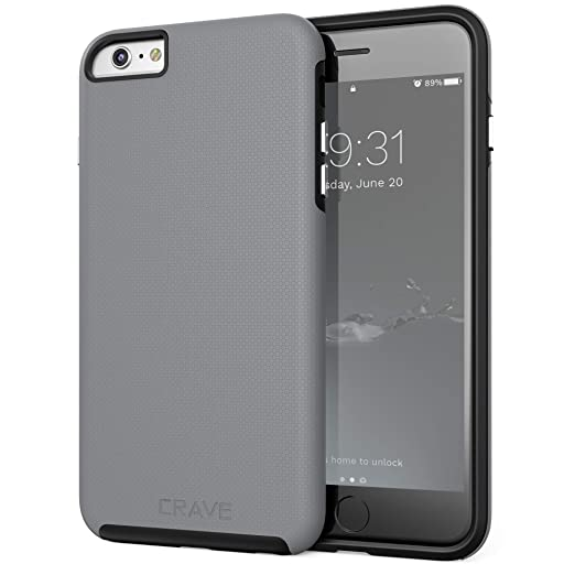 Amazon.com: Funda Crave con protección de doble capa ...