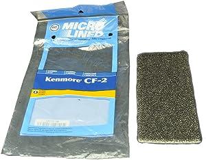 Kenmore CF-2 Progressive Model 86884 Vacuum Cleaner Filter