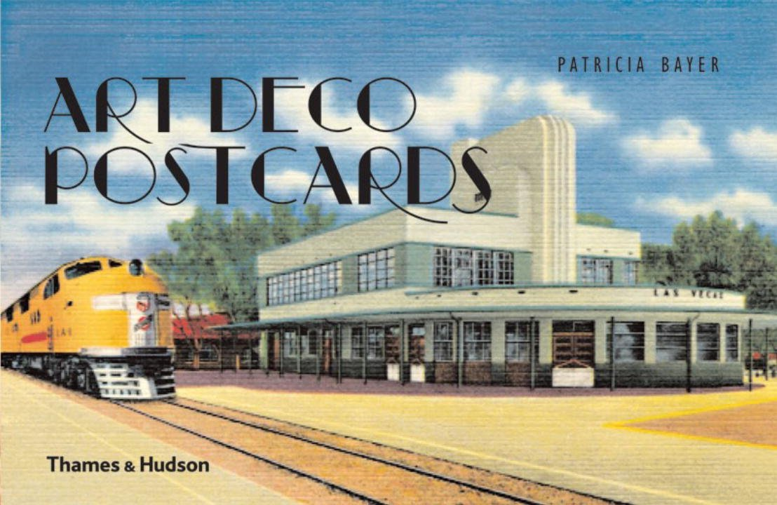Art Deco Postcards: Amazon.es: Patricia Bayer: Libros en idiomas extranjeros