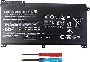 Gomarty BI03XL ON03XL Laptop Battery Compatible for HP Pavilion X360 13-u000 M3-m000 M3-U001DX Stream 14-ax000 14-ax010wm 14-ax020wm 14-ax030wm Series HSTNN-UB6W 844203-855