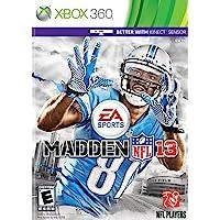Madden NFL 13 (Import Américain)