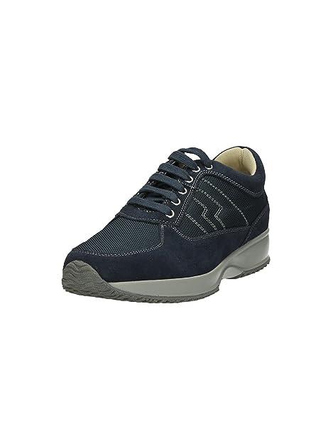 Man Scarpe Amazon M05 Sneakers Blu Uomo Basse E it Raul Borse 1569 Lumberjack 4pYUW6v