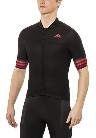 5611e461d adidas Adistar Bike Jersey Shortsleeve Men black 2016 Short Sleeve ...