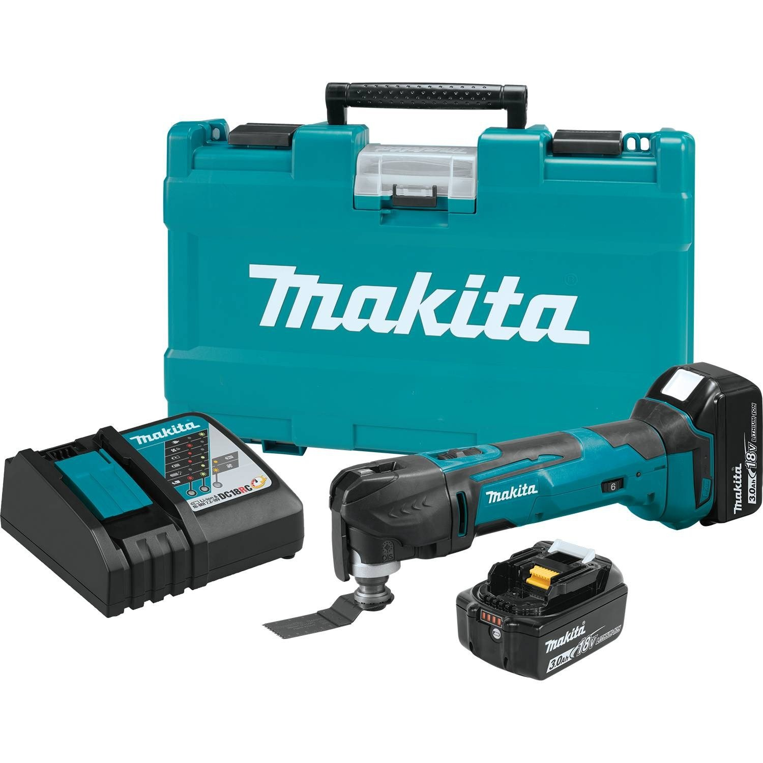 Makita XMT035 18V LXT Multi-Tool Kit by Makita