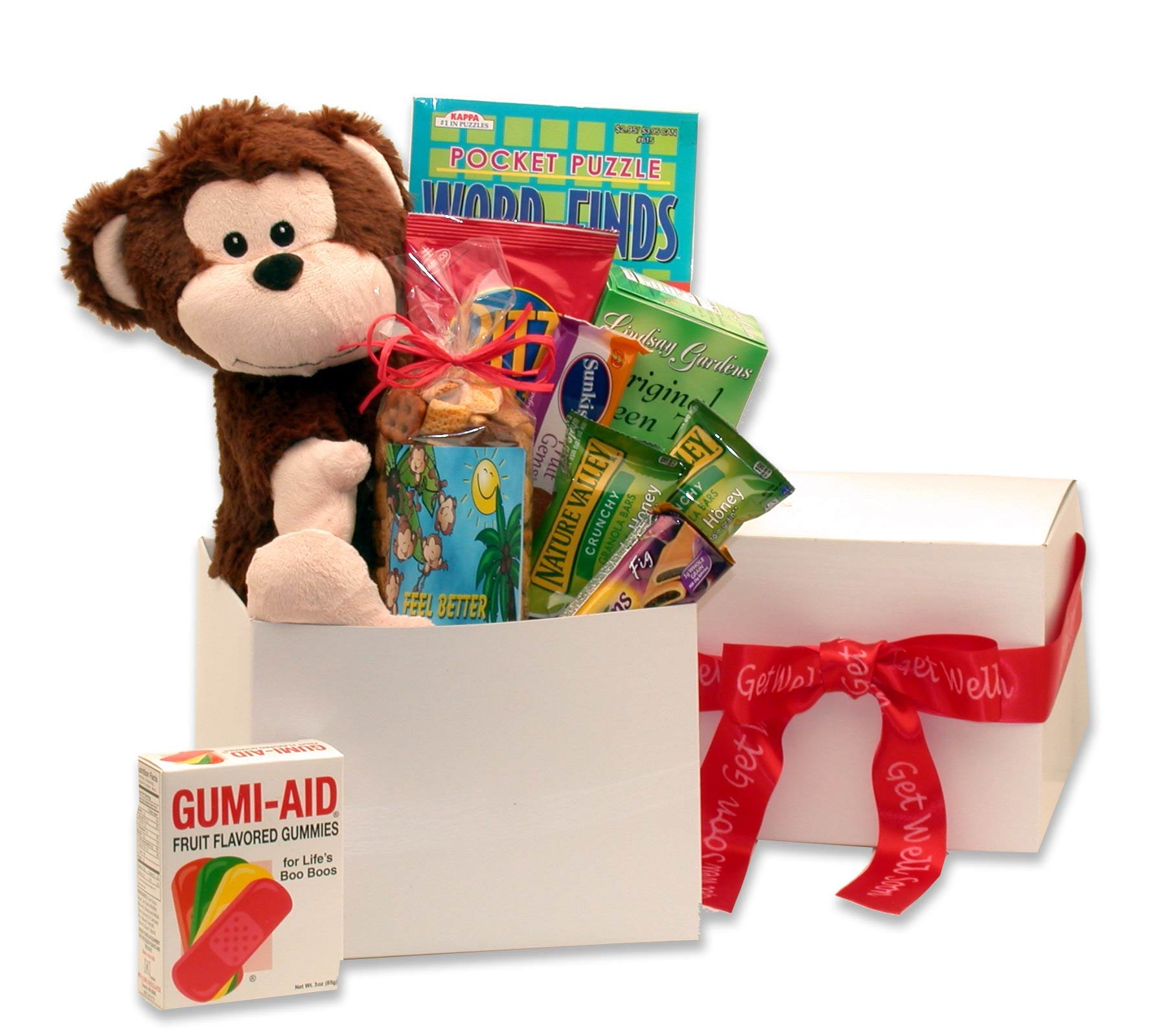 Hang In There and Get Well Care Package