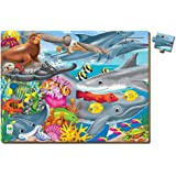 The Learning Journey 48 Piece Lift & Discover Jigsaw Puzzle, Creatures of the Sea