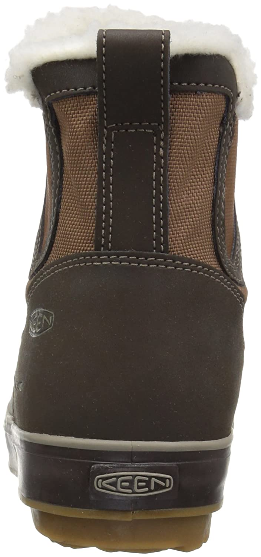 KEEN 10.5 Women's Elsa Chelsea Waterproof Boot B01N2I4I13 10.5 KEEN B(M) US|Coffee Bean/Monks Robe bd5d4a