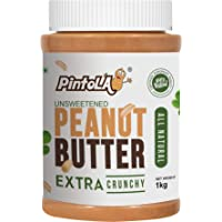 Pintola All Natural Peanut Butter, Extra Crunchy, 1kg