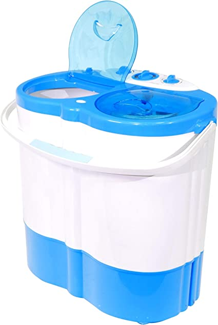 15 litre PLASTIC ROUND DISHWASHER BUCKET for washing up in caravan tent camping