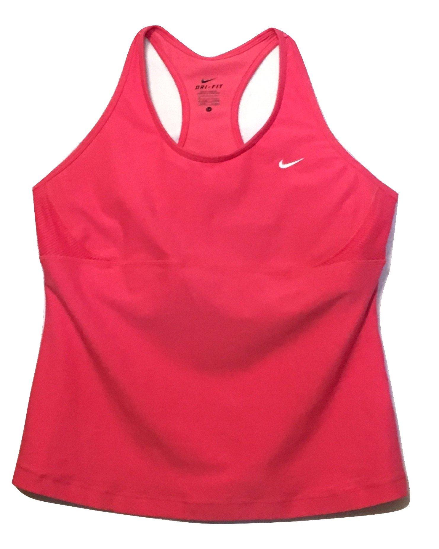 Nike Plus Size DEDICATION Training Medium Impact Top 1X (1X Apparel)