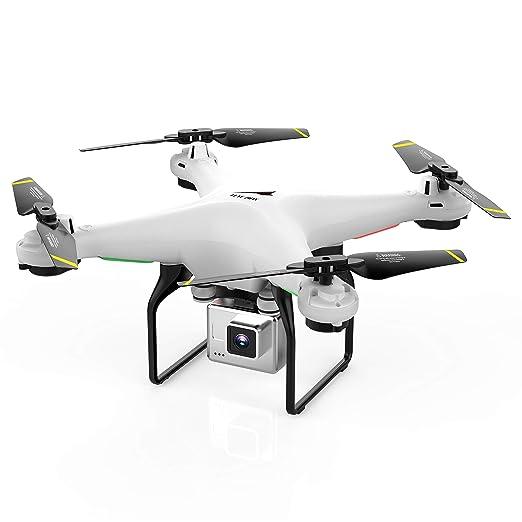 LCZHP Drone, Principiante Infantil con cámara, Quadcopter Grande ...