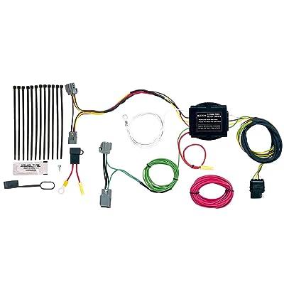Hopkins 40285 Plug-In Simple Vehicle Wiring Kit: Automotive
