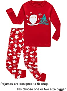 Amazon.com  GzxtLTX Daddy Mommy and Me Christmas Santa Claus Printed ... 889a5bc58