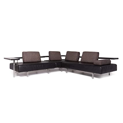 Miraculous Amazon Com Rolf Benz Dono Designer Leather Corner Sofa Cjindustries Chair Design For Home Cjindustriesco