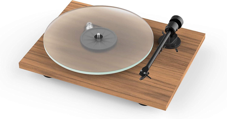 Pro Ject T1 Audiophiler Einstiegs Plattenspieler Der Elektronik
