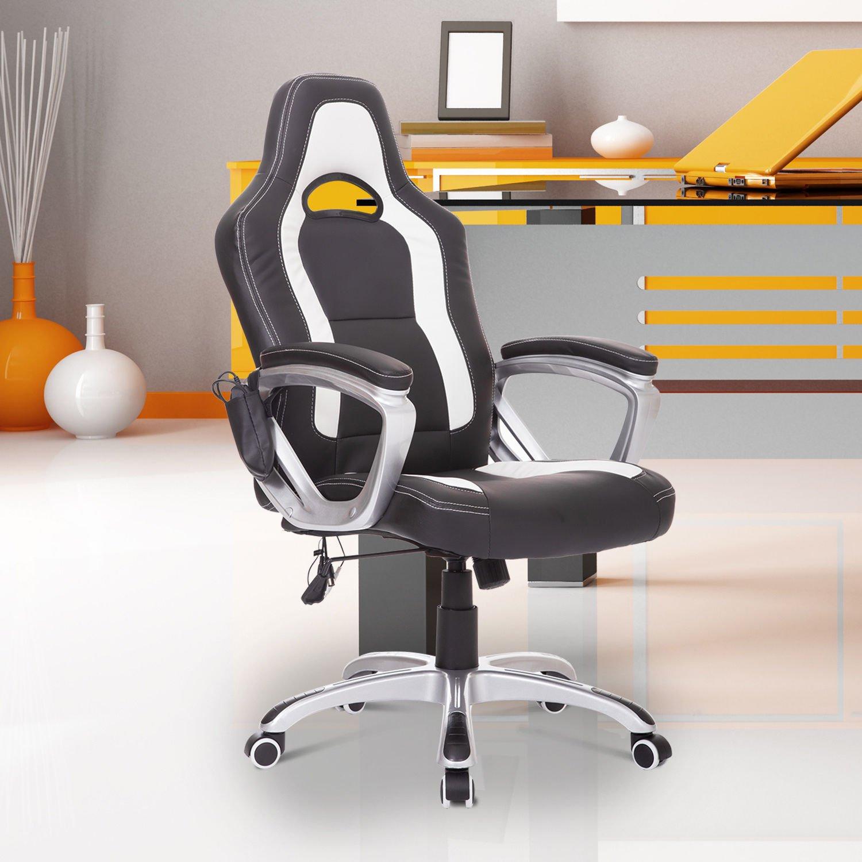 Gaming Stuhl mit Massagefunktion