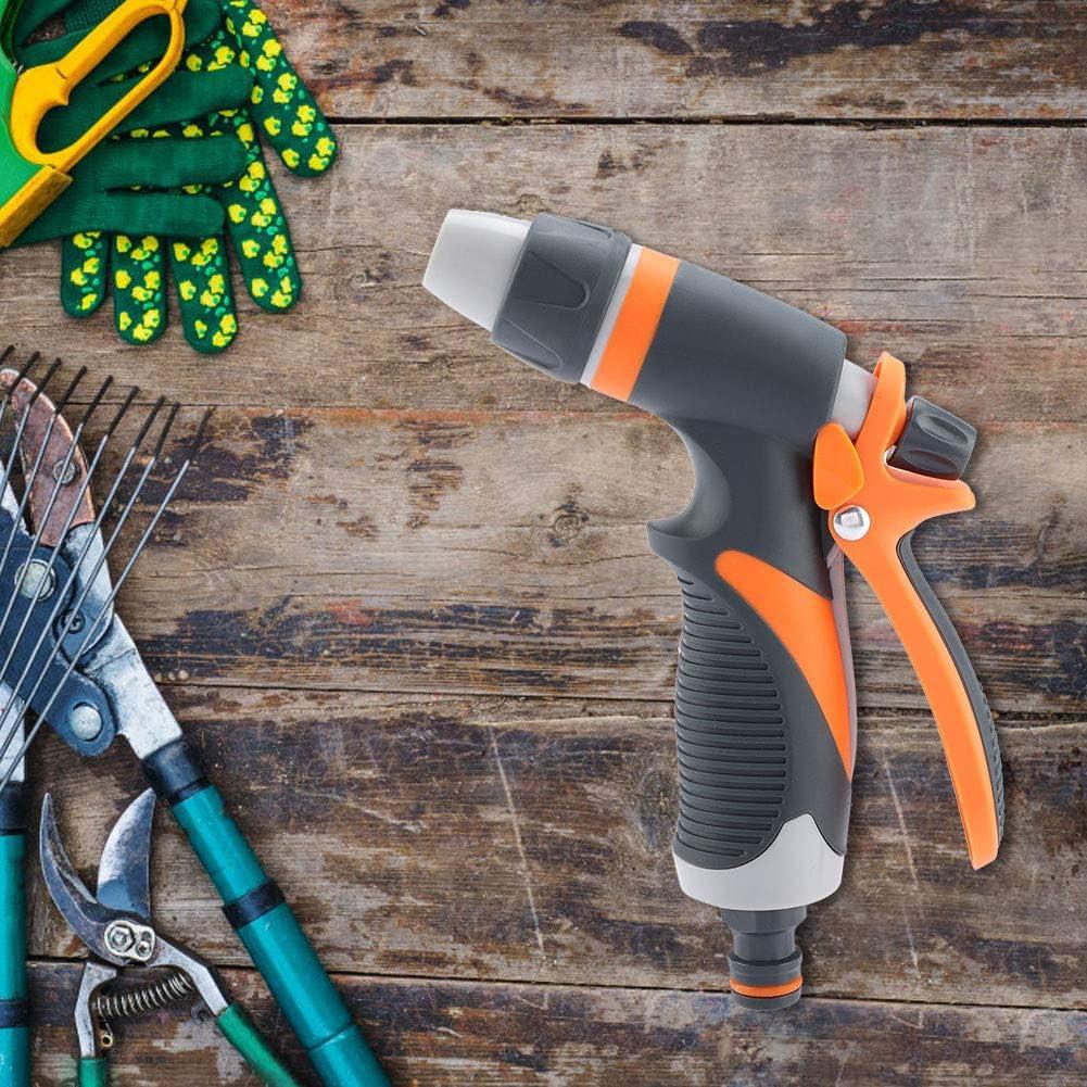 TOPINCN Pistola a spruzzo per Doccia a Mano da Giardino,Pistola Irrigazione Spray,modalit/à di spruzzatura Regolabili,per irrigazione Prato Lavaggio Auto Pet Bathing