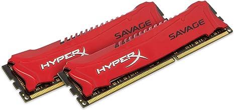 HyperX Savage - Memoria RAM de 8 GB (2400 MHz DDR3 Non-ECC CL11 ...
