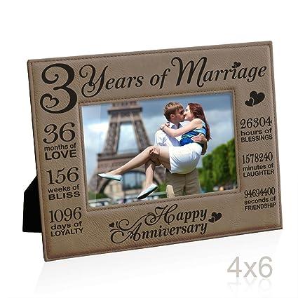 a26bd86d3bee Amazon.com - Kate Posh Our 3rd Wedding Anniversary