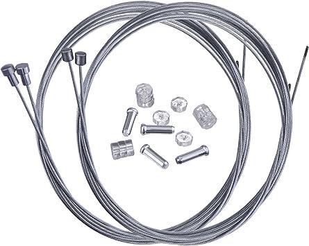 Hotop Cable de Freno de Bicicleta de Carretera Set de Alambre ...