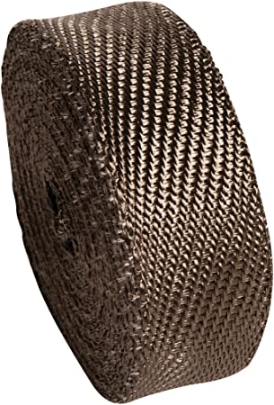Heatshield Products 372005 Lava 2-Inch Wide X 15-Feet Exhaust Insulating Heat Wrap