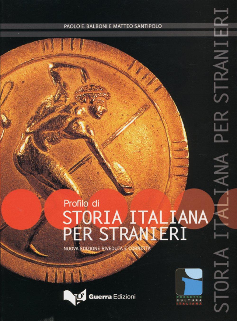 Profilo di storia italiana per stranieri